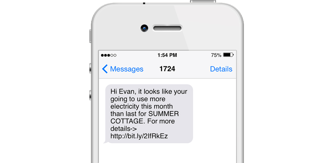 Customizable alerts