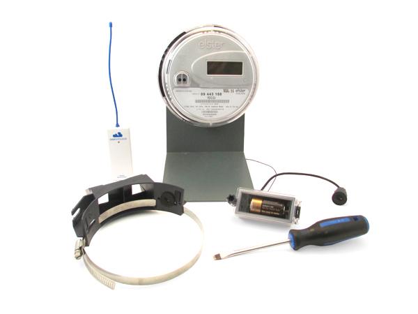 Sensor on Digital Meter